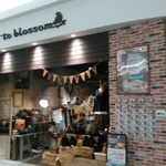 to blossomレイクタウン店