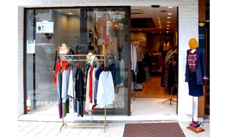 evergreen 神戸元町店のバイトメイン写真
