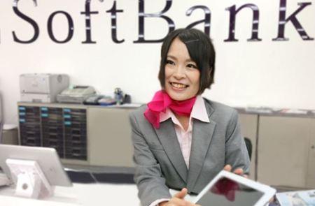 ソフトバンク あざみ野店のバイト写真2