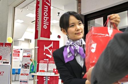 ワイモバイル 茅ヶ崎店のバイト写真2