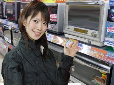 秋葉原 家電量販店のバイトメイン写真
