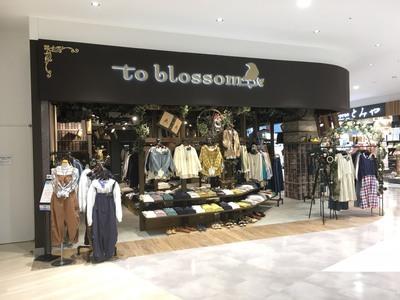 to blossom(トゥーブロッサム) 座間店のバイトメイン写真