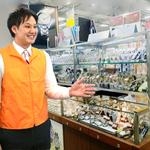 有楽町の家電量販店(時計販売)のバイト