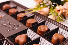 バレンタインチョコレート販売 お仕事№76