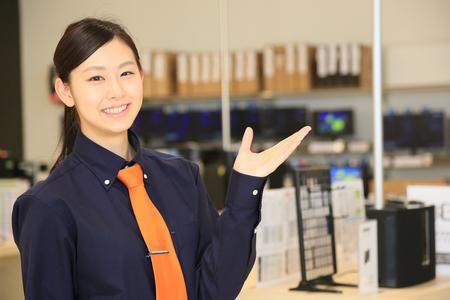 ピーシーデポスマートライフららぽーと豊洲紀伊國屋書店内店 1105のバイトメイン写真