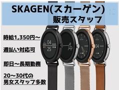 SKAGEN/銀座エリア