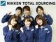 日研トータルソーシング株式会社 本社【5A1245】のバイトメイン写真