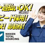 日研トータルソーシング株式会社 本社(8201)