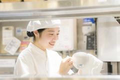 《HARBS》ハーブス渋谷ヒカリエ店でのキッチンスタッフ♪_106K